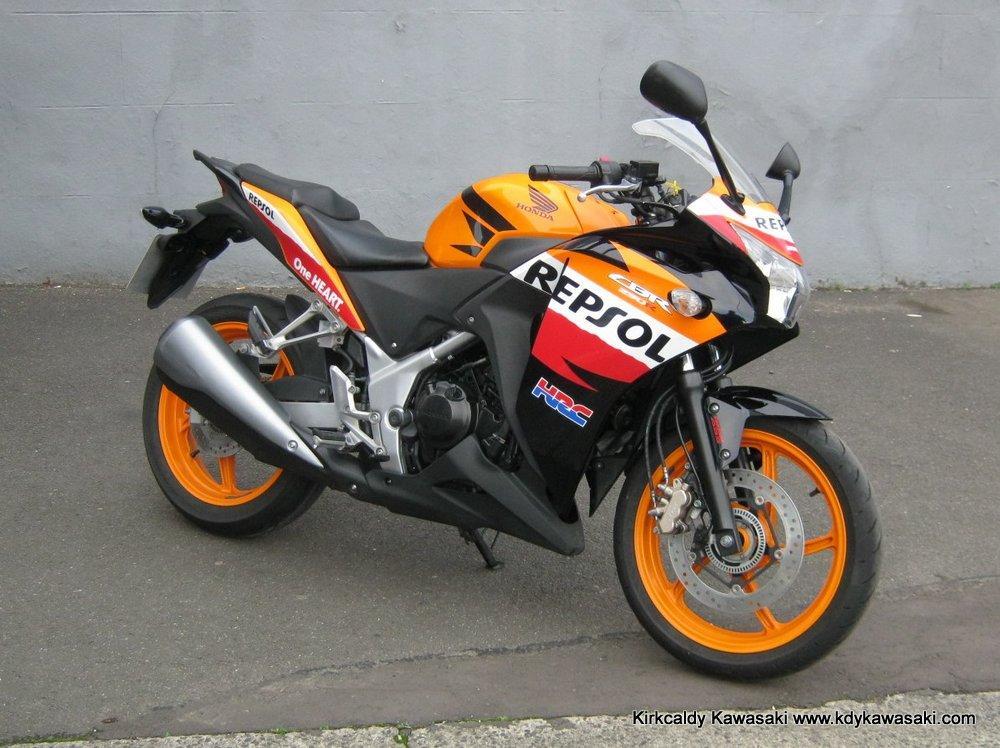 CBR250R A-D