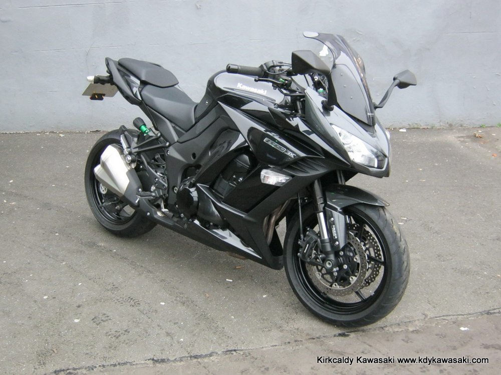 Z1000SX MGF ABS
