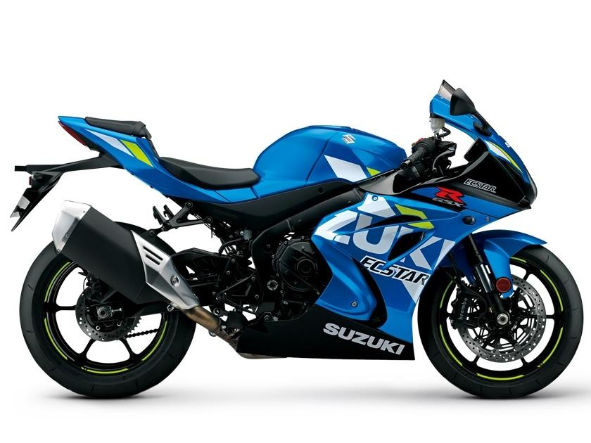 GSX-R1000 save £1852 to 06/20