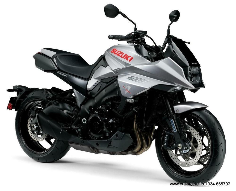 Katana, Brand new bike