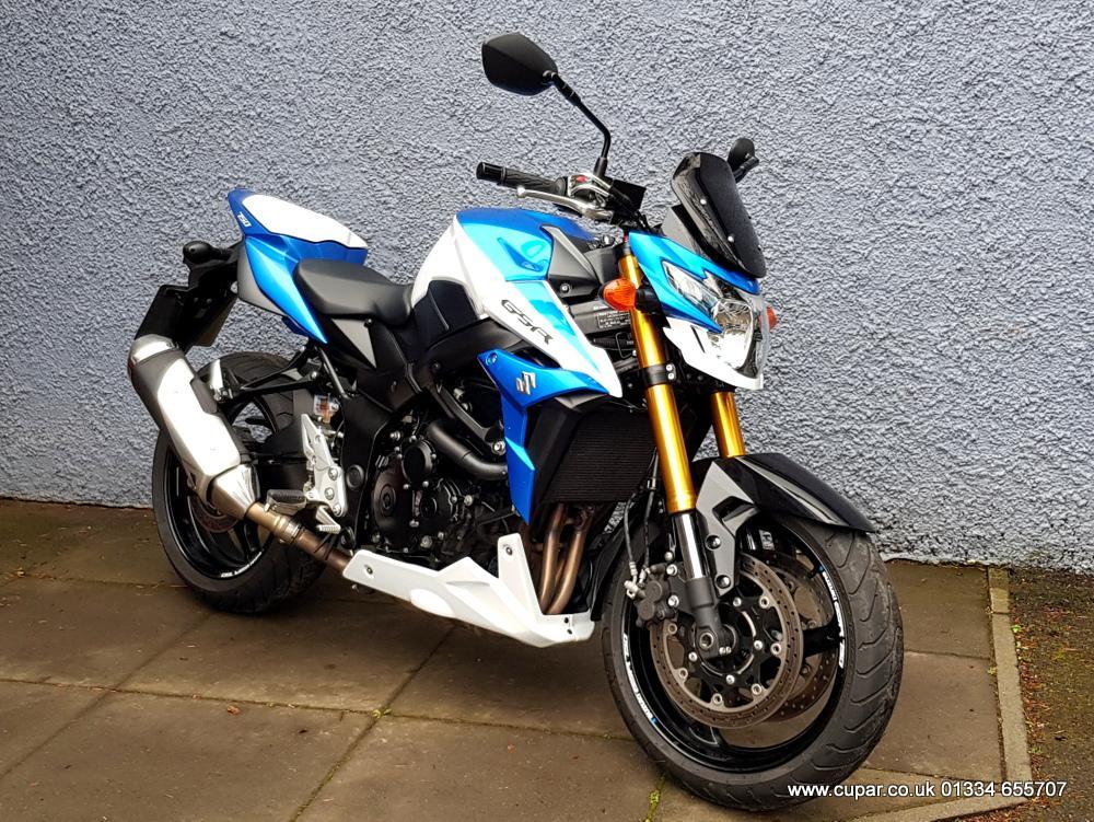 GSR750 ZAL5 ABS