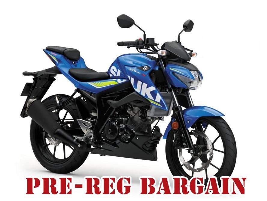 GSX-S125 X AL8 Moto GP