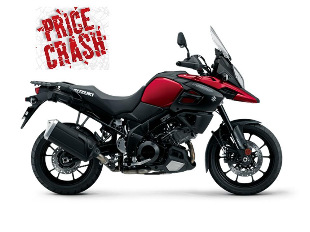 DL1000AL9 V-STROM - SAVE £2052
