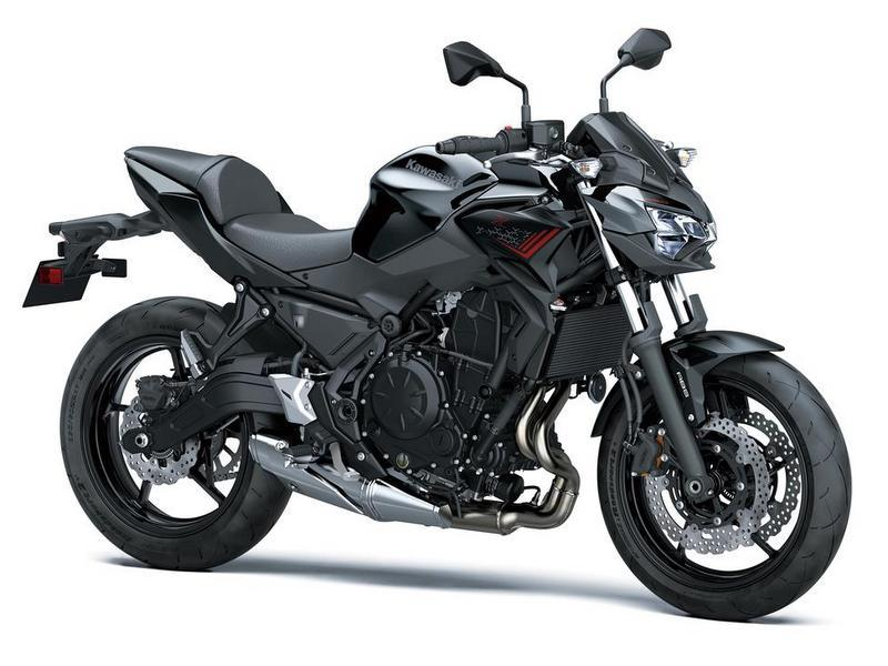 Z650 Available on 0% APR