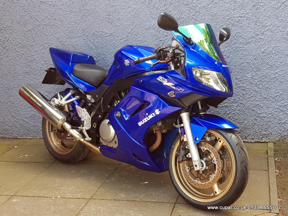 SV650S K5