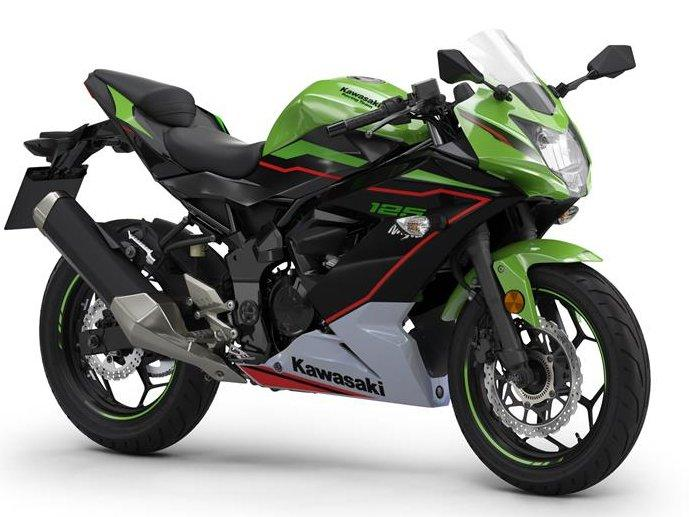 NINJA 125 0% APR available