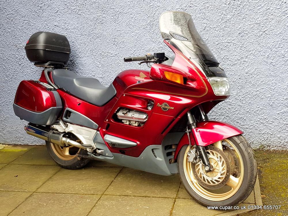 ST1100 A Y Pan European