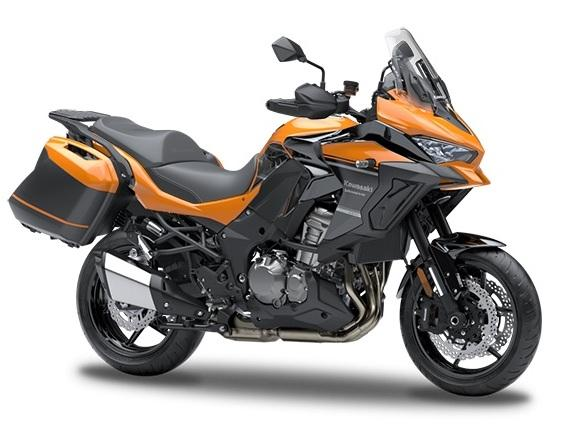VERSYS 1000 FREE tourer kit