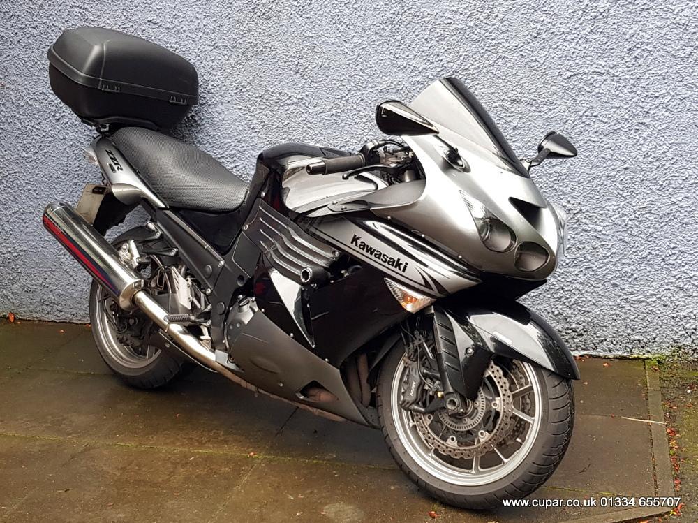 ZZR1400  ABS