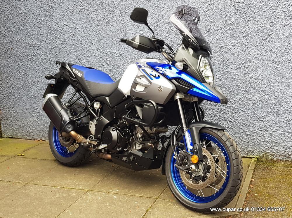 DL1000X AL9 V-STROM
