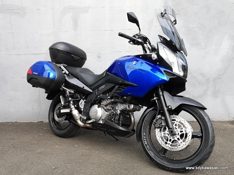 DL1000 GT V-STROM K7
