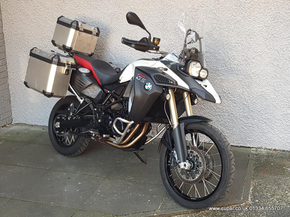 F 800 GS ADVENTURE TE