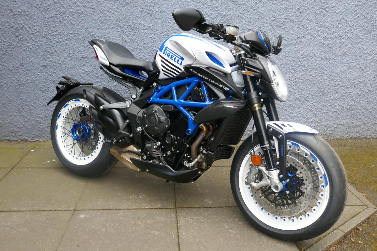 DRAGSTER 800 RR ABS Pirelli
