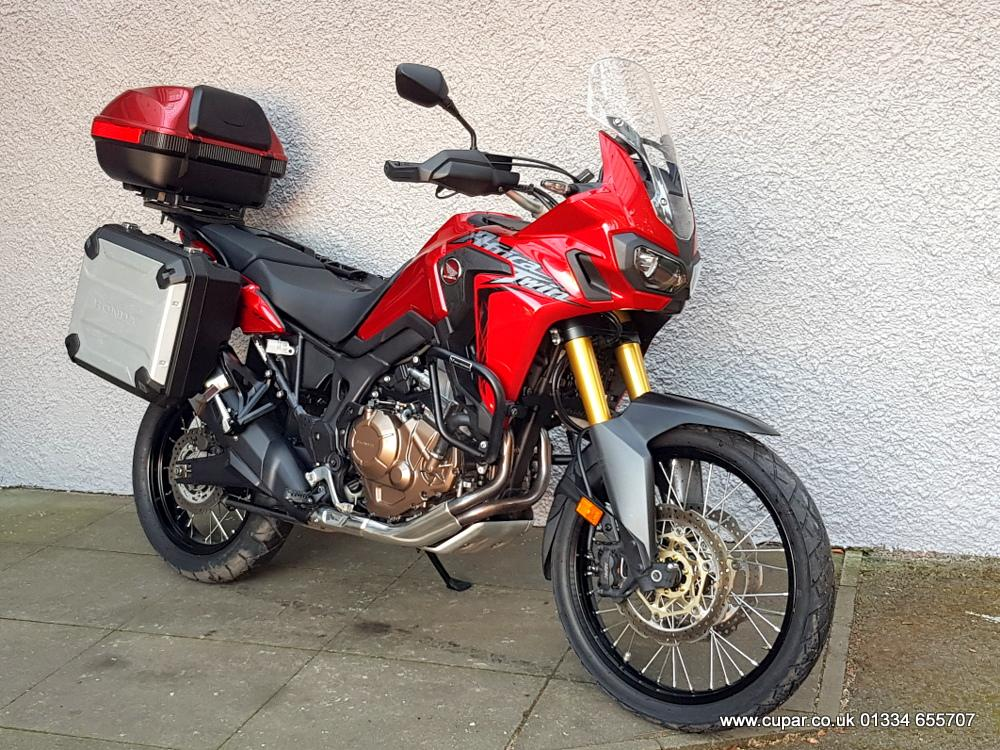 CRF1000 A-H Africa Twin