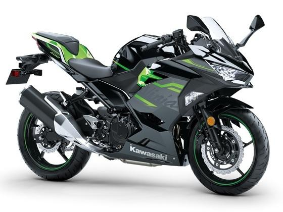 NINJA 400 - 0% APR FINANACE