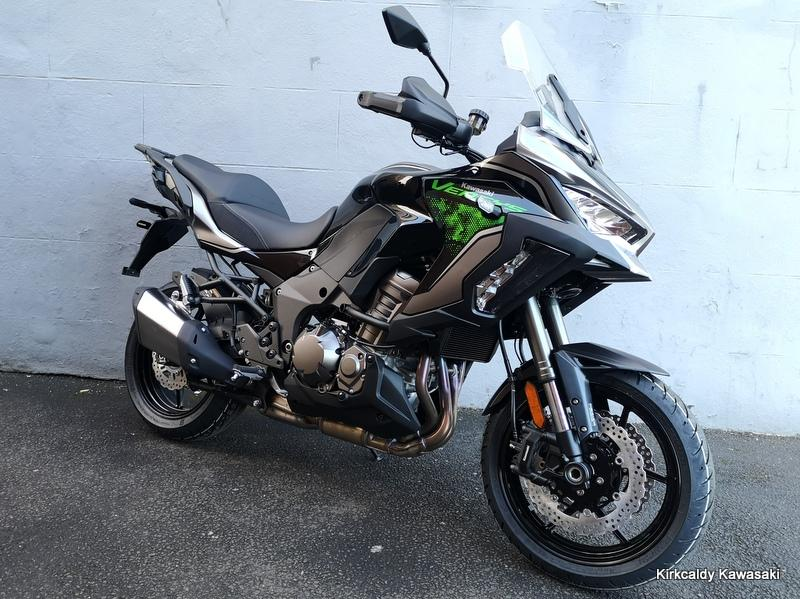 Versys 1000 SE - FREE PANNIERS