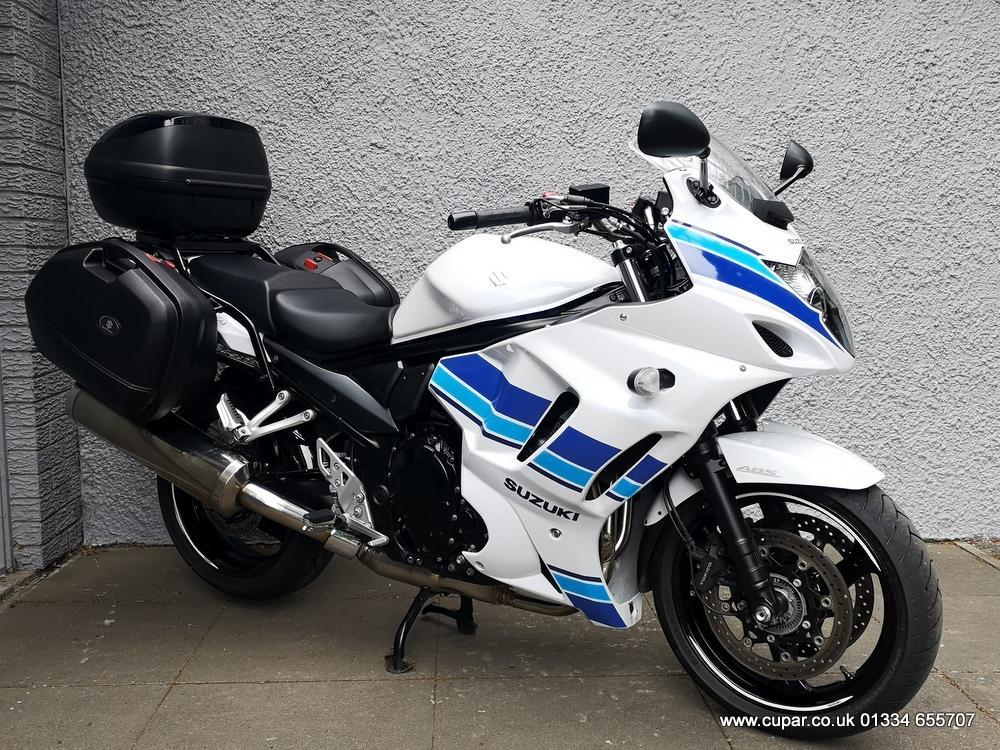 GSX1250FA L6