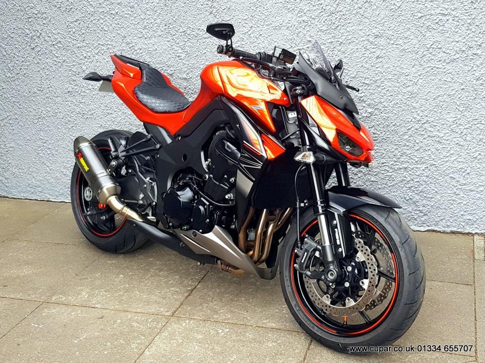 Z1000 Performance edition