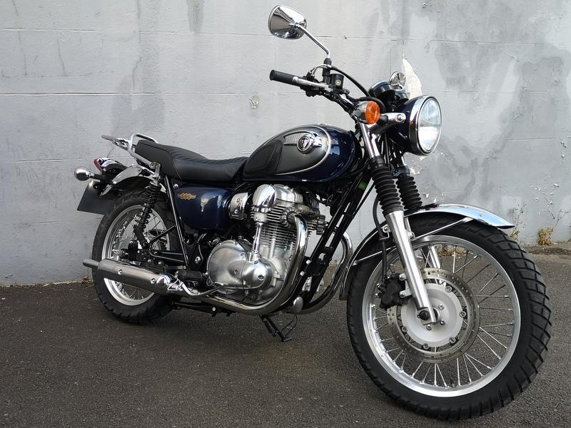 W800 AEF