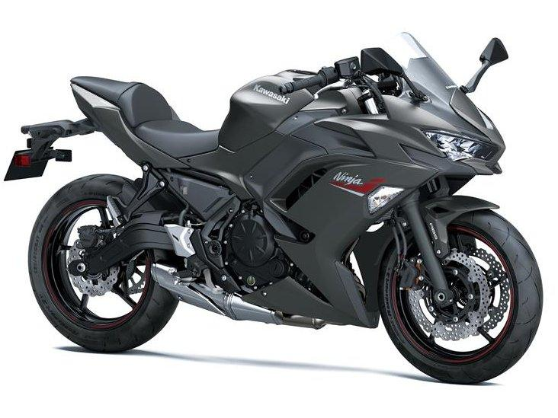 Ninja 650 - 2021 colours