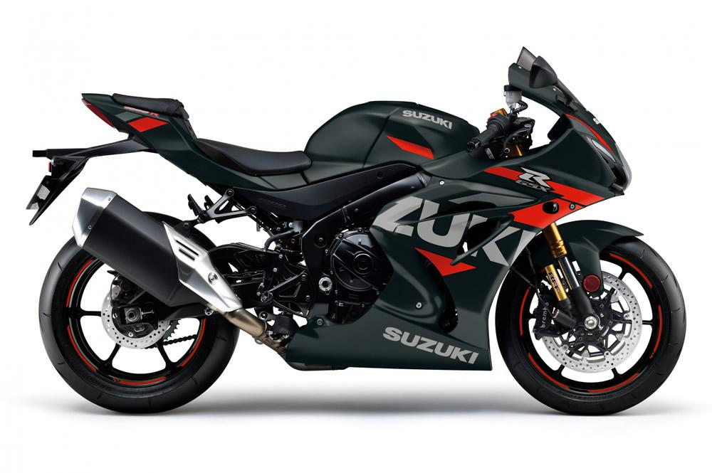 GSX-R1000R AM1 save £1655