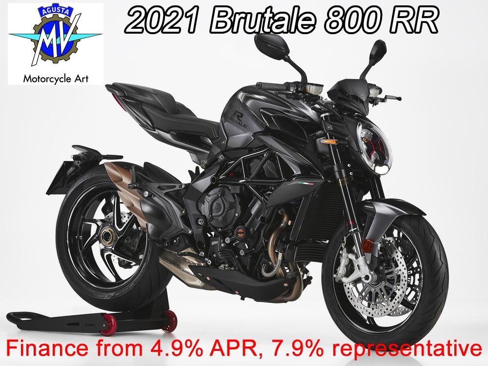 Brutale 800 RR Euro 5