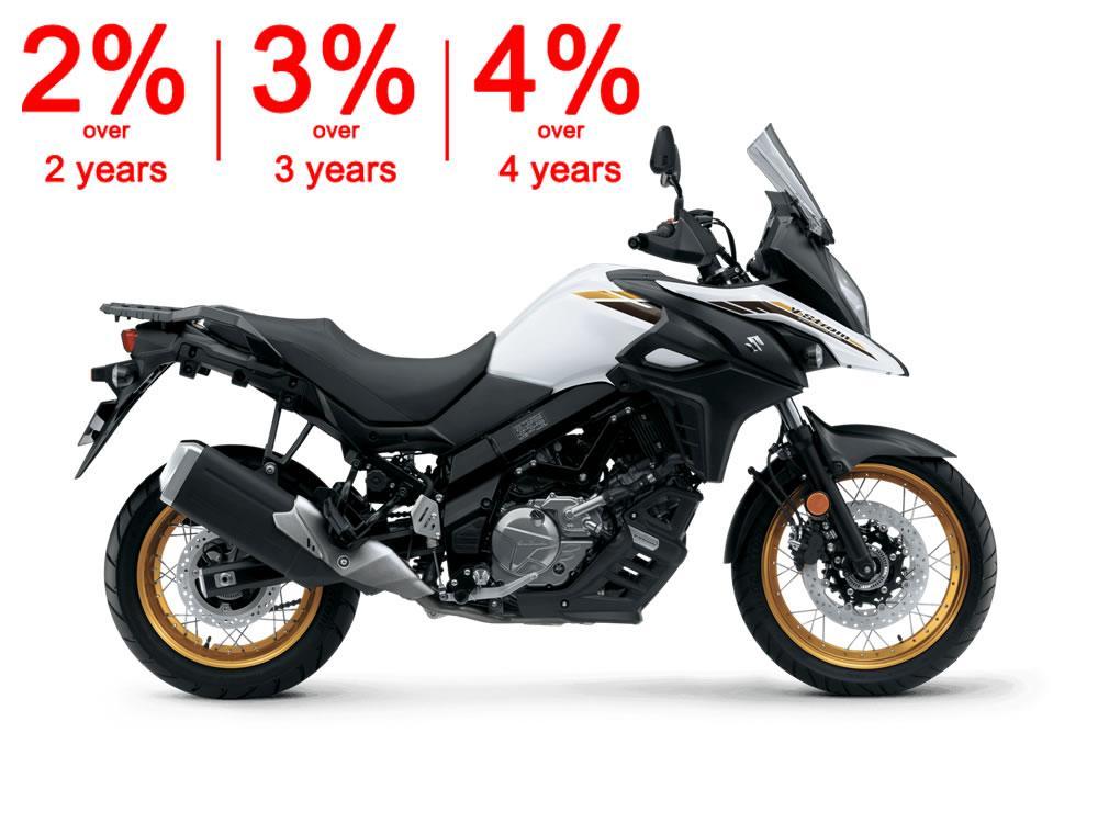 DL650XA V-Strom save £455
