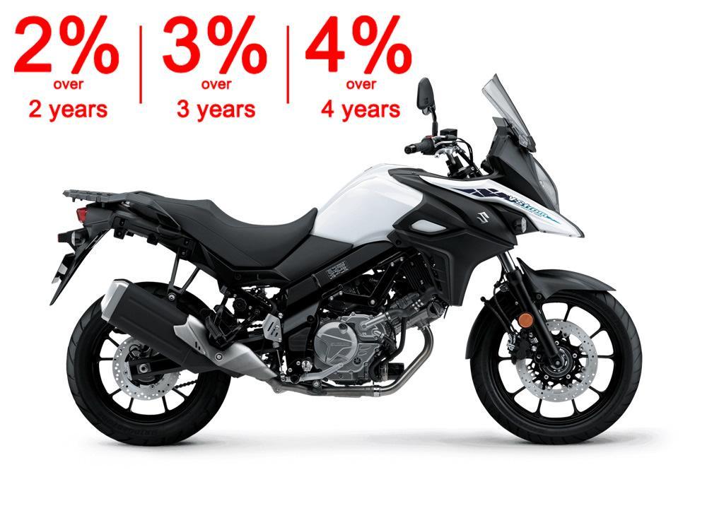 DL650A V-Strom SAVE £455