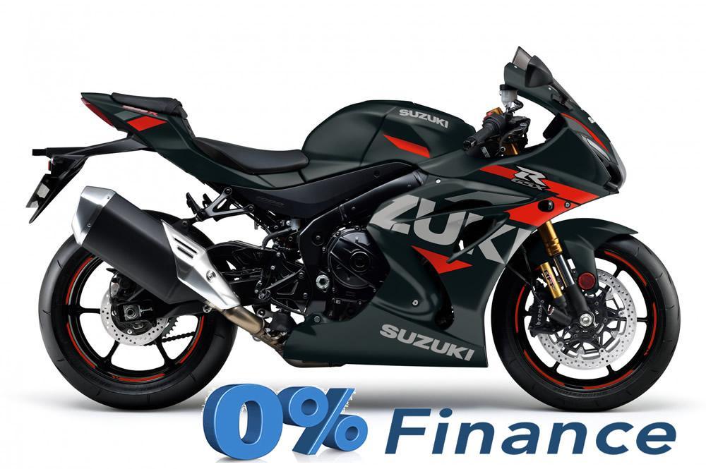 GSX-R1000R M1 SAVE £1655