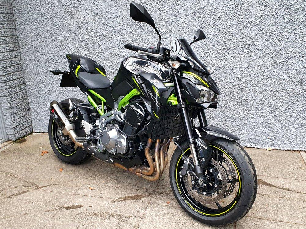 Z900 Performance Edition