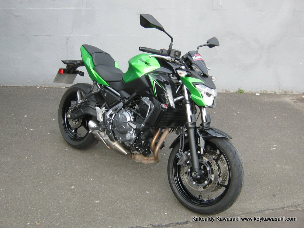 Z650 HJF