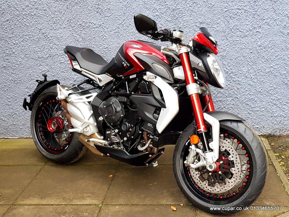 Dragster RR 800 Brand new bike