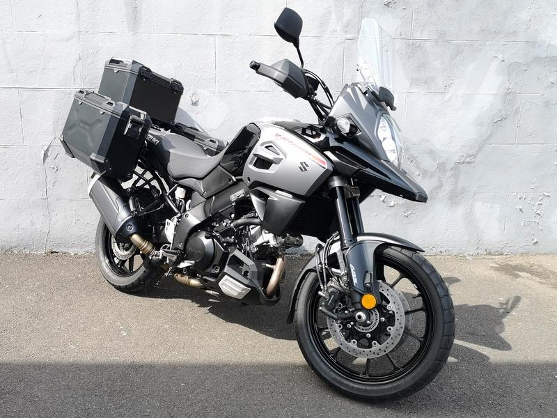 DL1000 AL8 V-STROM