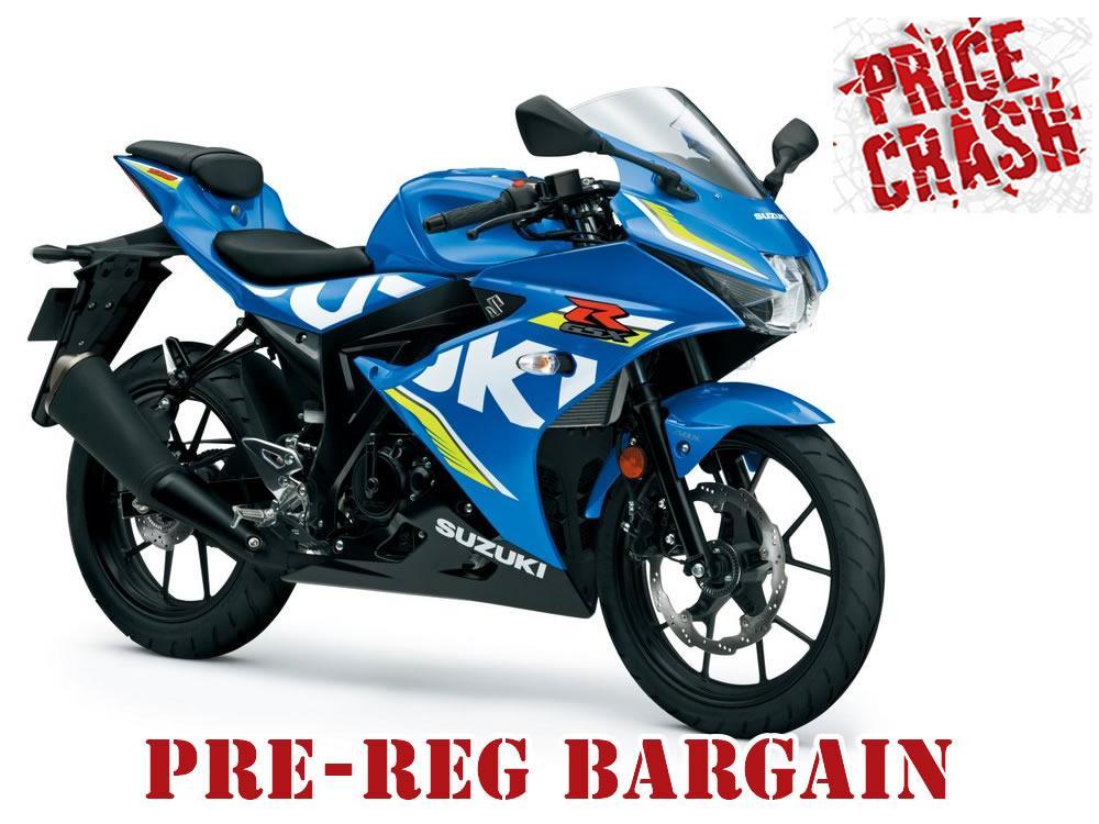 GSX-R125 X AL8 Moto GP