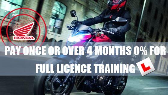 Full licence training NEWS