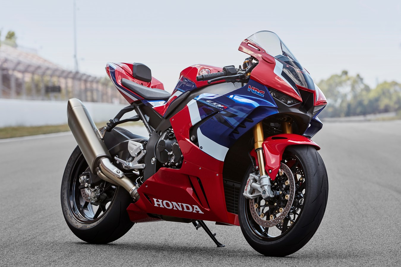 THE ALL NEW CBR1000RR-R SP 2020