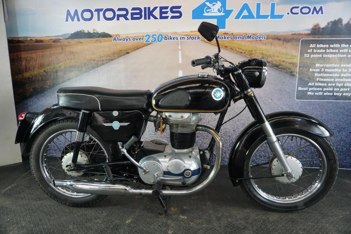 AJS Model 8