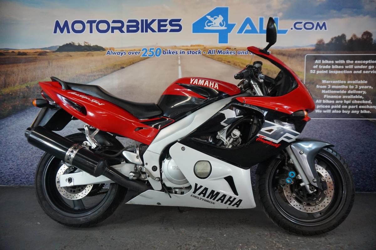 YAMAHA YZF600R